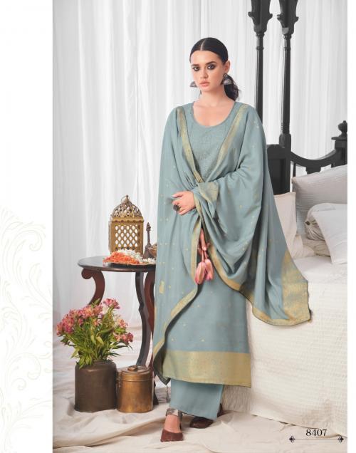 Aashirwad Creation Mor Bagh Aaradhaya 8407 Price - 2145