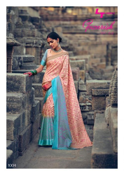 LT Fabrics Guzarish 1004 Price - 765