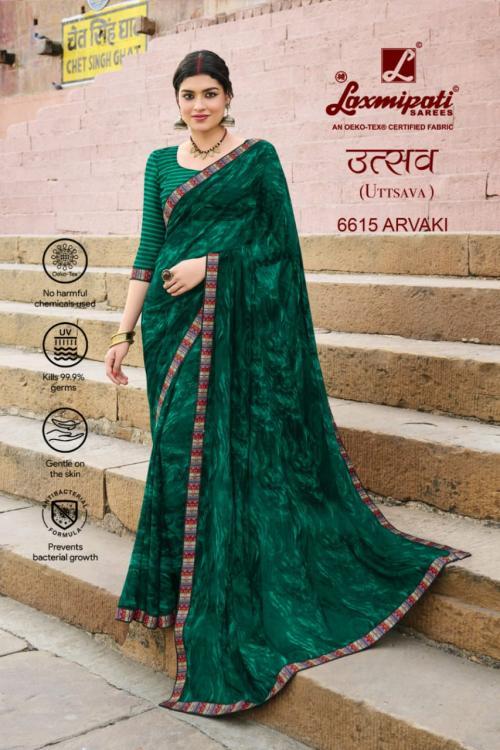 Laxmipati Saree Uttsava 6615-6630 Series