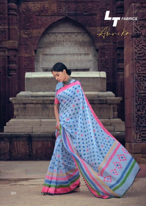Lt Fabrics Nitya Aurika 301-310 Series