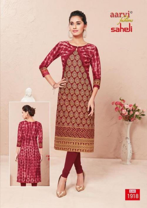 Aarvi Fashion Saheli 1918 Price - 255