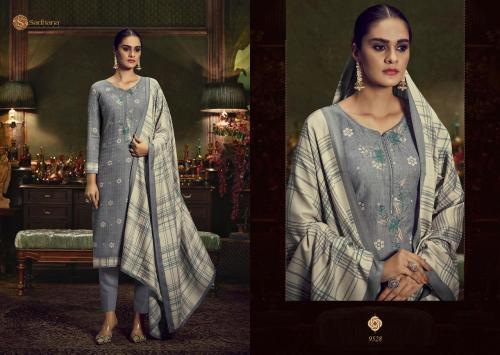 Sadhana Fashion Burberry 9528 Price - 750