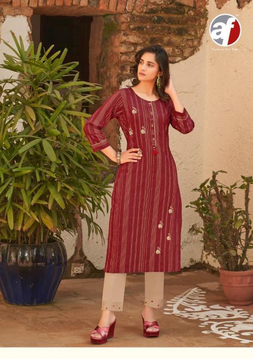 Anju Fabric Gulkand 1806-1811 Series