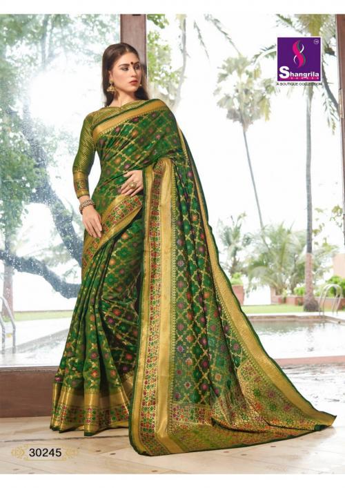 Shangrila Saree Raagsutra Silk 30245 Price - 1170