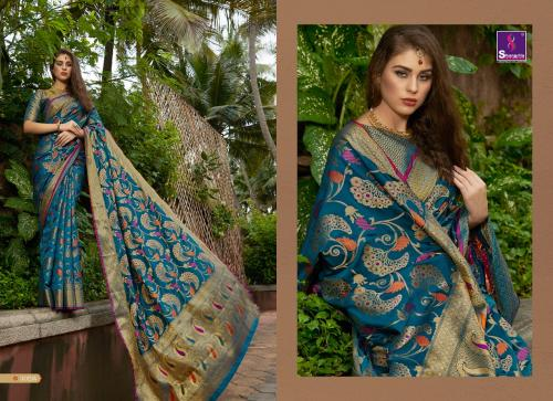 Shangrila Saree Sundari Silk 30214 Price - 1105