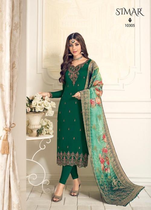 Glossy Simar Meher 10305-10309 Series