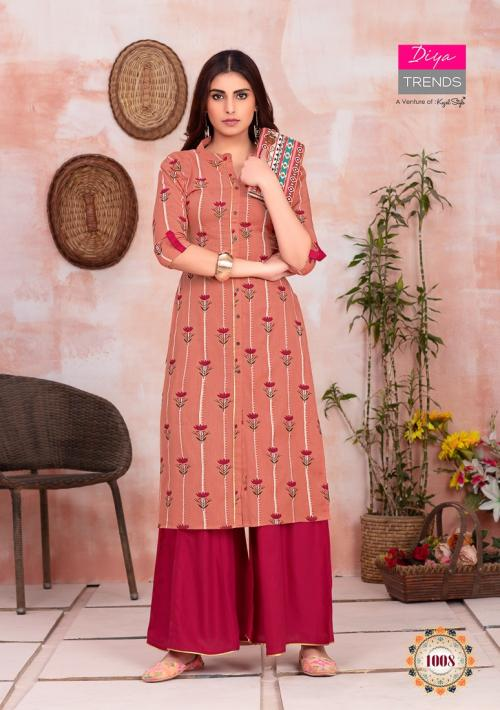 Diya Trendz Fashion Angel 1008 Price - 650
