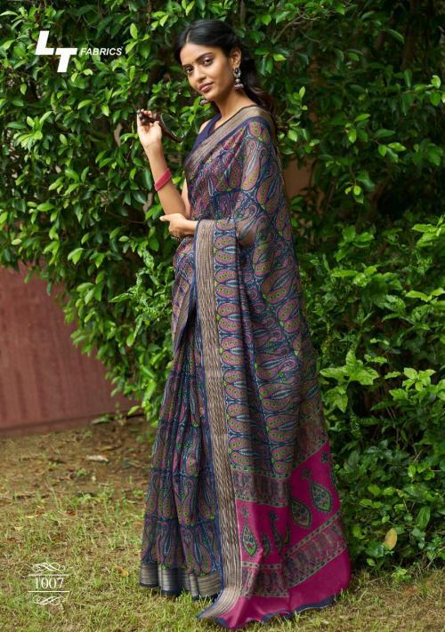 LT Fabrics Sargam 1007 Price - 595
