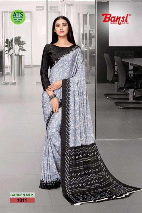 Bansi Fashion Garden Silk 1811 Price - 725