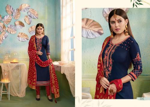 Kessi Fabrics Sajawat 5291-5298 Series