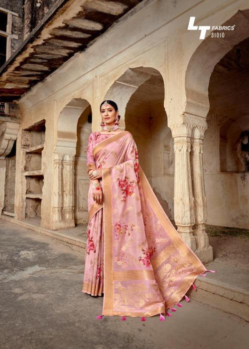 LT Fabrics Nitya Ekanta 31010 Price - 1435