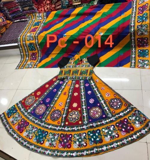 Designer Navratri Special Lehenga Choli PC 014 Price - 2495