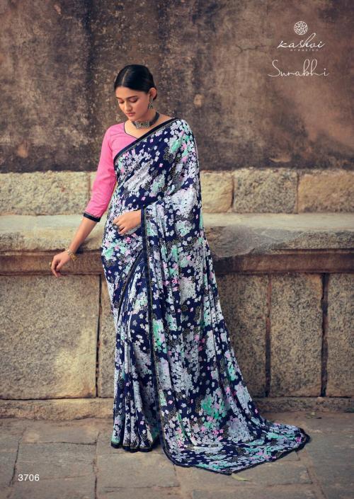 Kashvi Creation Surbhi 3706 Price - 360