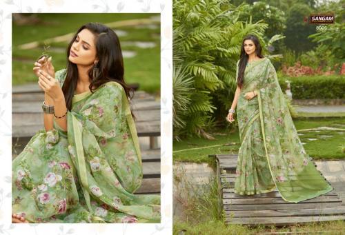Sangam Prints Nupur 8005 Price - 1480