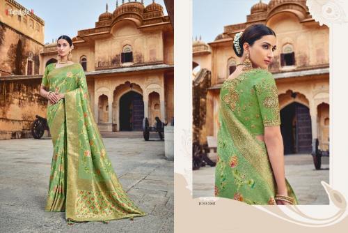 Tathastu Saree 3502 Price - 4265