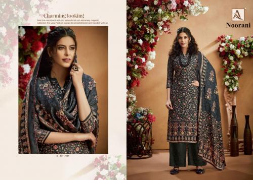 Alok Suits Noorani 531-001-531-010 Series