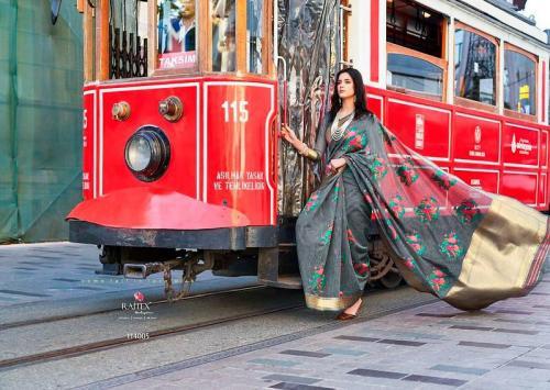 Rajtex Kadhya Silk 114005 Price - 2035