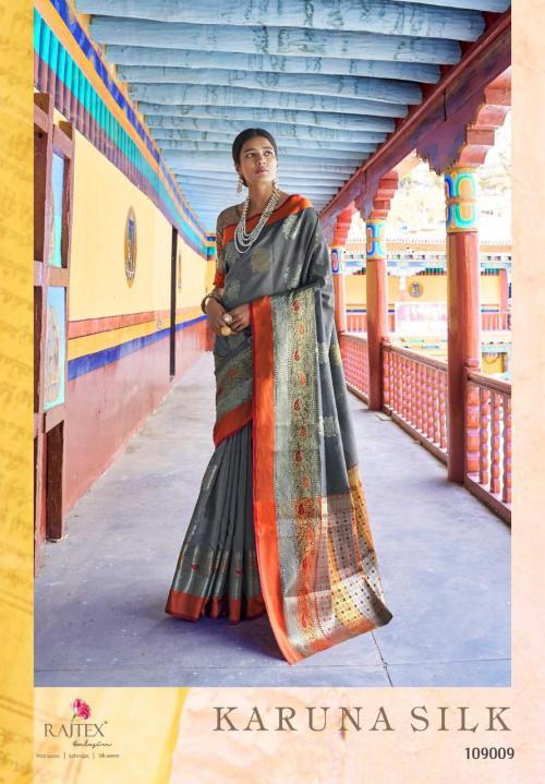 Rajtex Karuna Silk 109009 Price - 1300