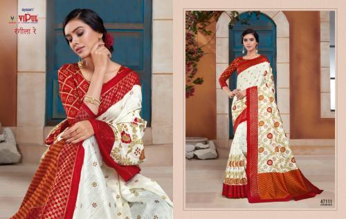 Vipul Fashion Rangila Re 47111-47119 Series