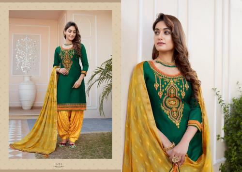 Kessi Fabrics Shangar by Patiala House 5713 Price - 999