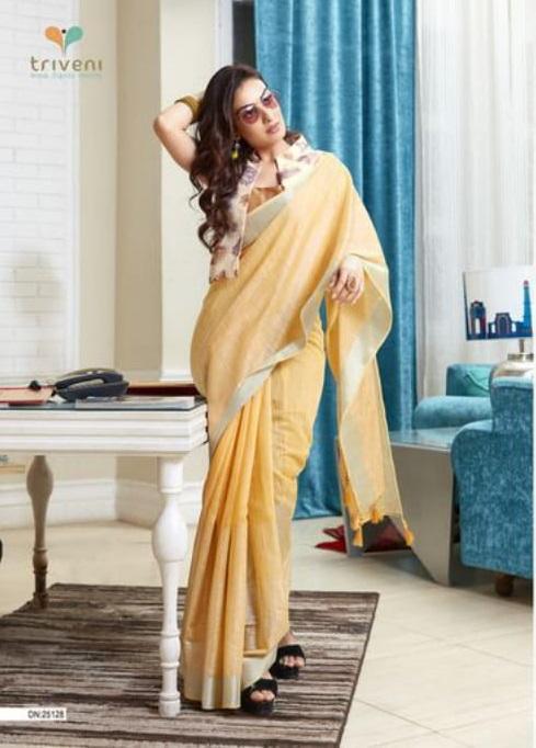 Triveni Saree Nakshita 25128 Price - 831