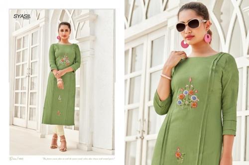 Syasii Designers Ancy 1002 Price - 575