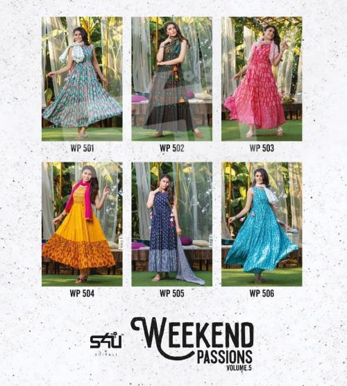 S4U Weekend Passion 501-506 Price - 6390