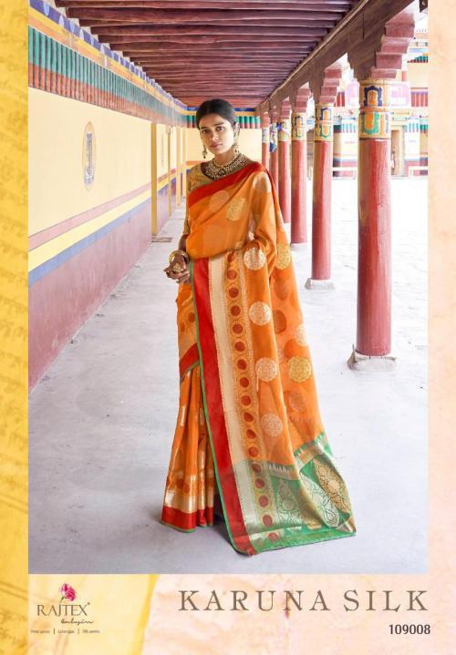 Rajtex Karuna Silk 109008 Price - 1300