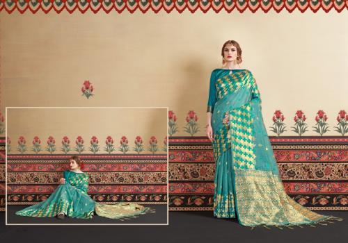 Yadu Nandan Fashion Kranti Silk 29767 Price - 1205