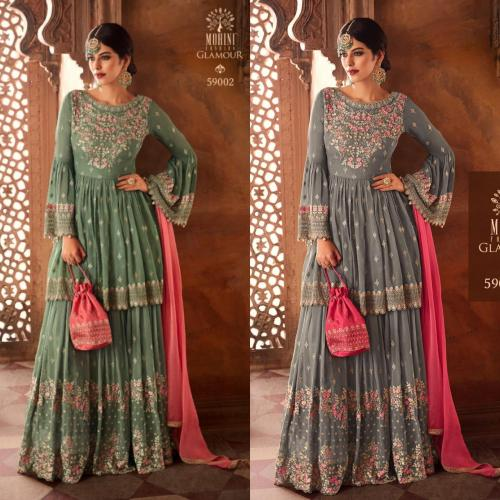 Mohini Fashion Glamour 59002 Colors Price - 5590