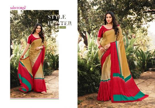 Mintorsi Saree Nari Silk Vol-3 23801-23811 Series