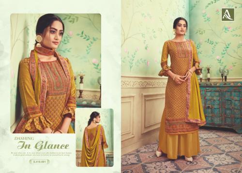 Alok Suits Jugni 418-001 Price - 940