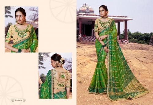 Kessi Fabrics Bandhej 4232 Price - 1199