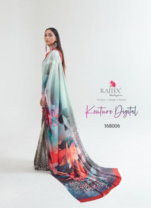 Rajtex Saree Kouture Digital 168006 Price - 1005