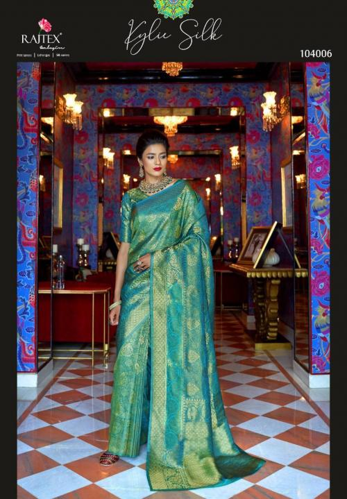 Rajtex Saree Kylie Silk 104006 Price - 1880