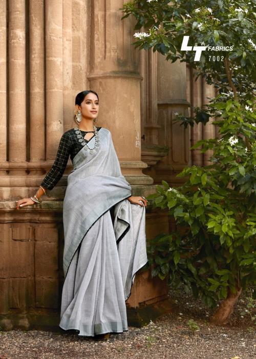 LT Fabrics Ananta Silk 7002 Price - 1195