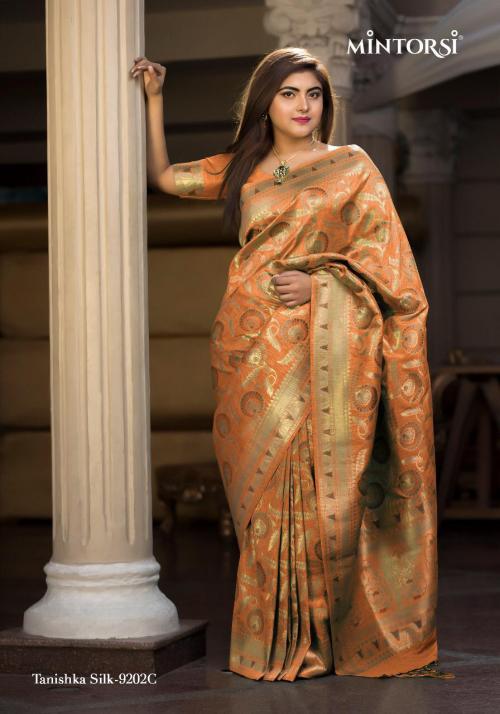 Varsiddhi Fashion Mintorsi 9202 C Price - 3000