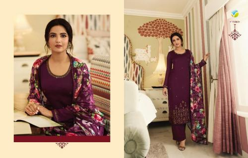 Vinay Fashion Kaseesh Shining Star 11582 Price - Inquiry On Watsapp Number For Price