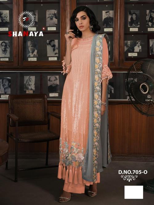 Shanaya Fashion Rose Craft Edition 705-O Price - 1275