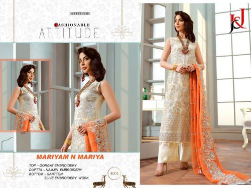 J&J Mariyam N Mariya 4001-4004 Series