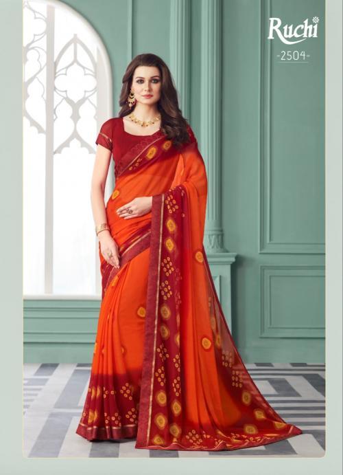 Ruchi Saree Saanvi 2504 Price - 560