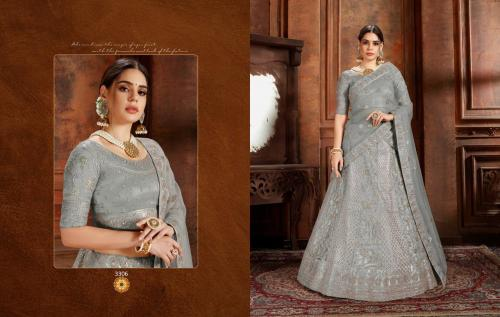 Arya Designs Cinderella 3306 Price - 6830