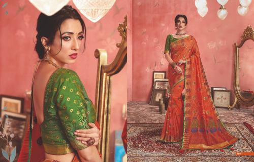 Kessi Fabrics Shagun Silk 5037 Price - 1200