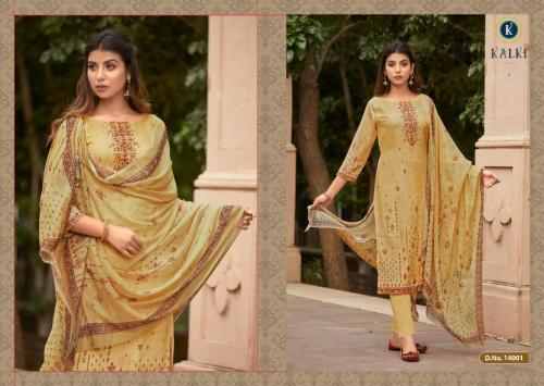 Kalki Fashion Shikara 14001-14010 Series