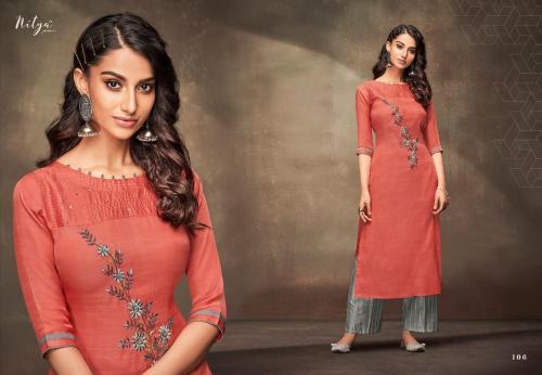 LT Fabrics Nitya Feyre 106 Price - 1150