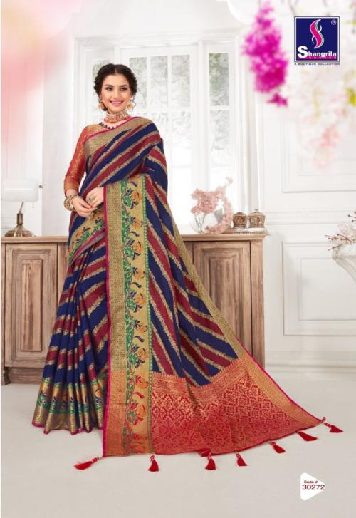 Shangrila Saree Jeevika Silk 30272 Price - 1105