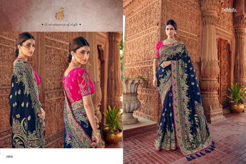 Tathastu Saree 2806 Price - 4975