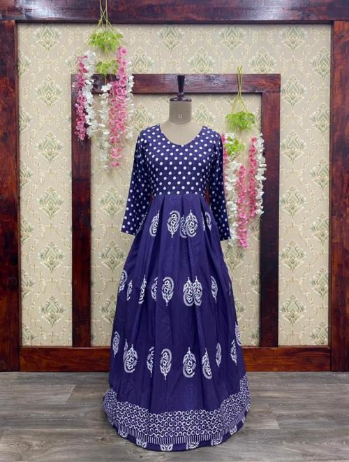 Bollywood Style Gown LG-1268 Price - 799