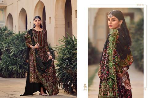 Meera Trendz Charmy Velvet 2902 Price - 1395