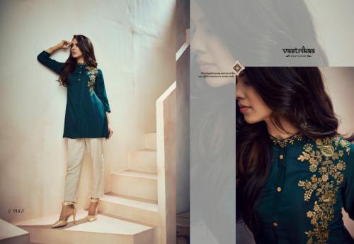 Vastrika Verve Tops 914 Price - 565